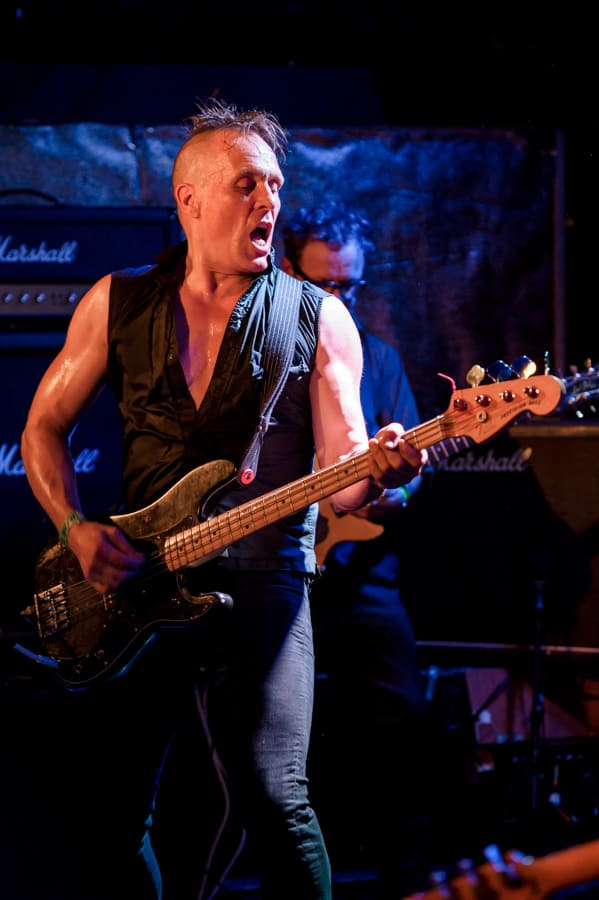 The Membranes – The Lexington – TX63 Music Photography-040