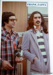 Jose and Frank Zappa