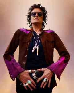 Glenn Hughes: Photo by Georgina Cates
