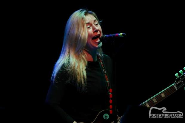 Joanne Shaw Taylor. Photo by José Oliviera