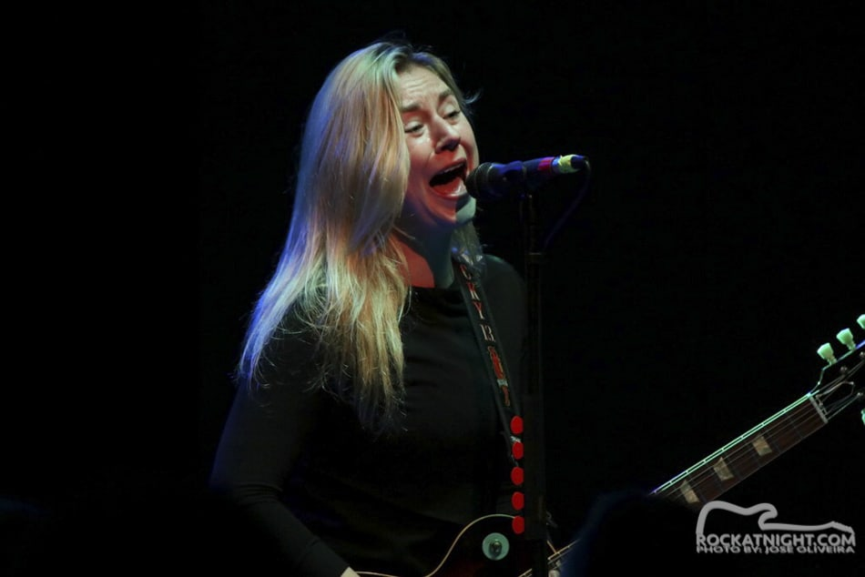 Joanne Shaw Taylor. Photo by José Oliviera