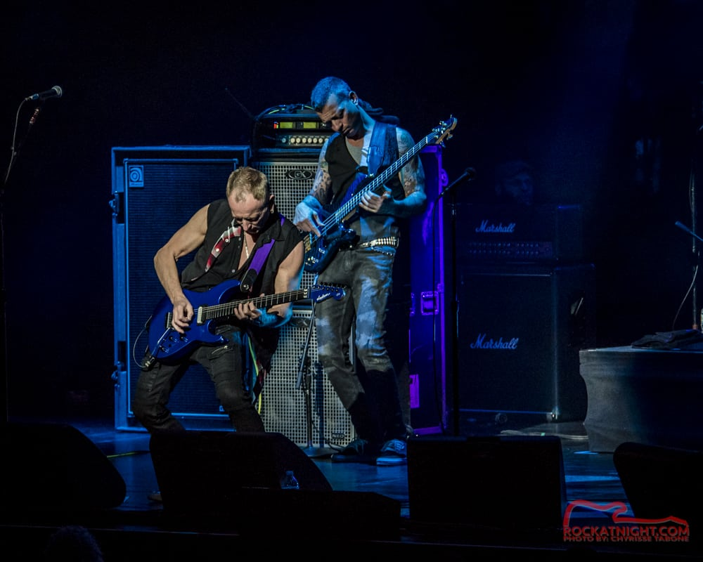 Phil Collen and Craig Martini
