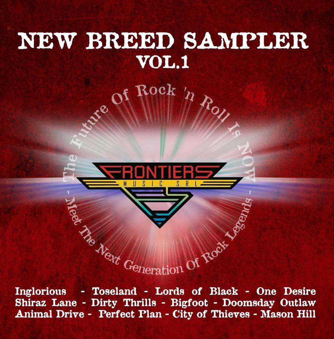 Frontiers New Breed