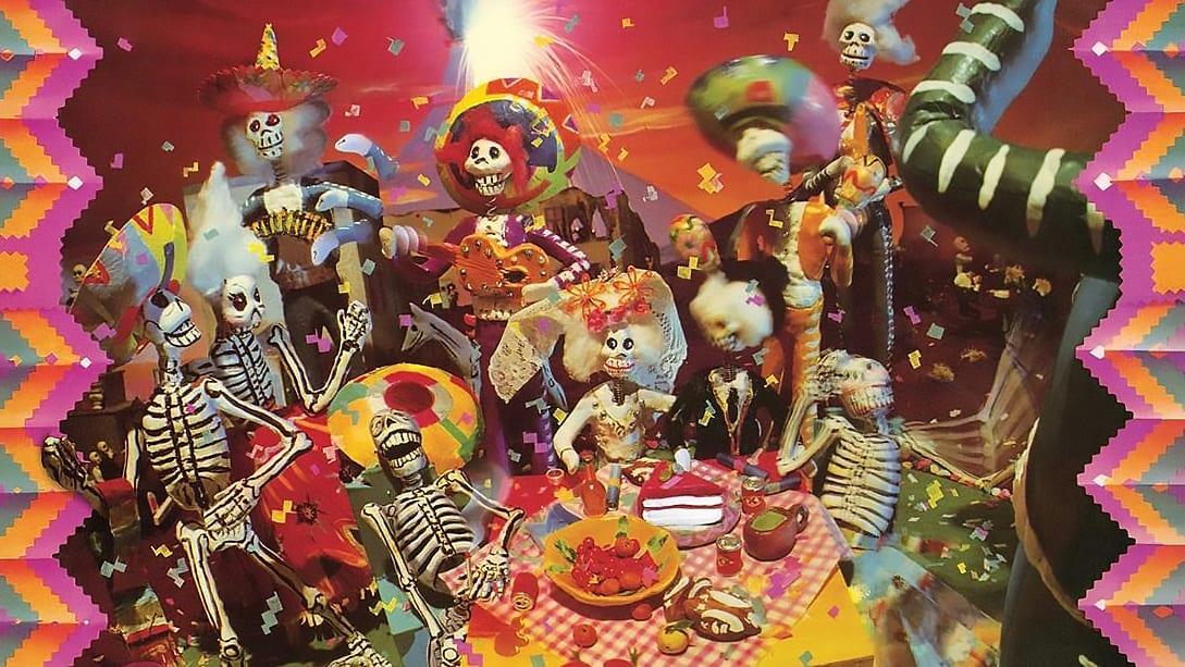Oingo Boingo – Dead Man's Party Album Cover