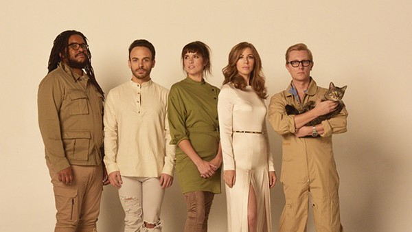 Lake Street Dive Rock at Night Feature