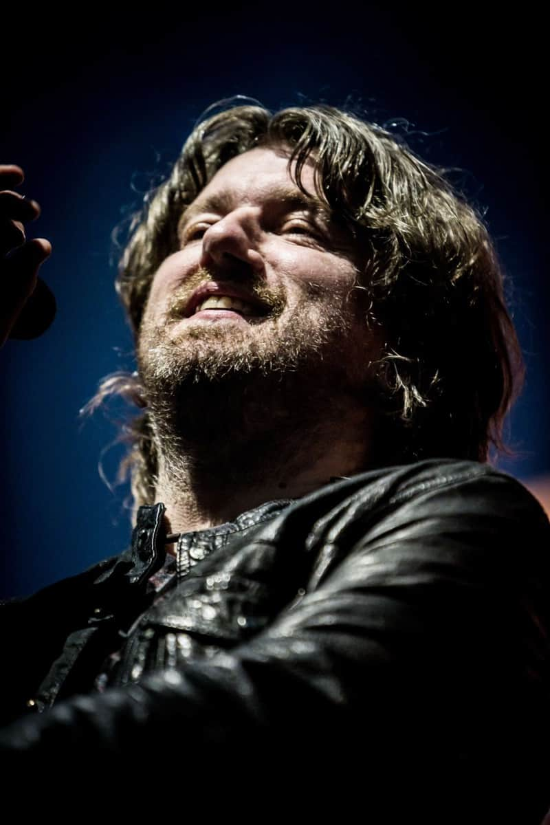Danny McNamara of Embrace