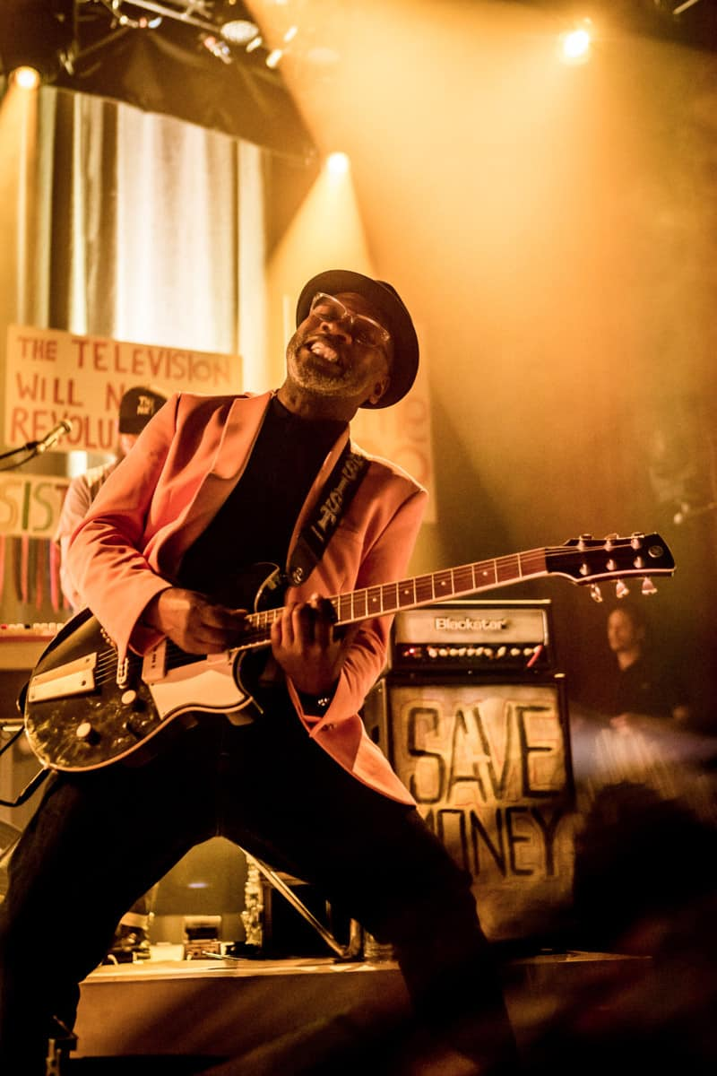 Lynval Golding 2 of The Specials