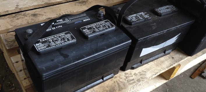 Buying Scrap Batteries Lithium Ion Lead Amp A123 Rockaway Recycling