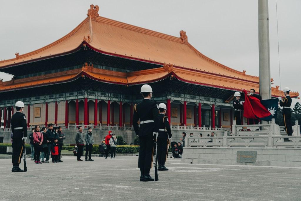 Mémorial Tchang Kai Tchek, Taipei