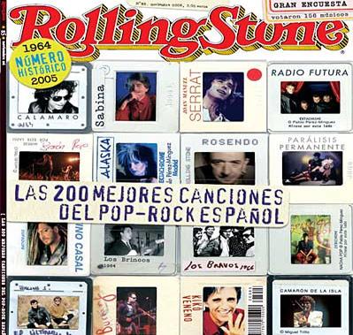 Las 200 Mejores del Pop-Rock Español