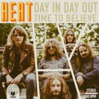 Heat - Day In Day Out/Time To Believe