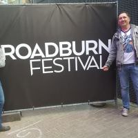 Rockblog on PLANET ROADBURN DAY ONE