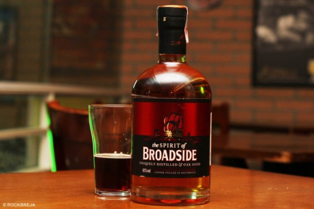 ADNAMS SPIRITS OF BROADSIDE