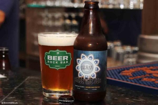 Cerveja Almah