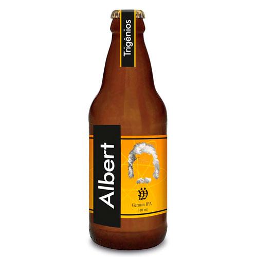 Albert (Estilo: German IPA / ABV: 6,5% / Cervejaria: Walfänger / País: Brasil)