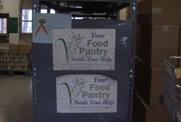 Demand forces food pantry to spend reserves