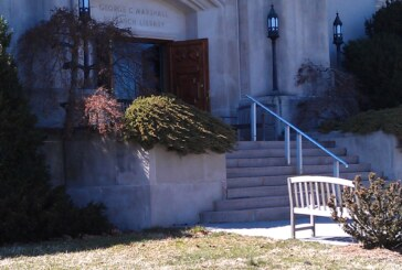 Marshall Foundation building expected to become VMI property