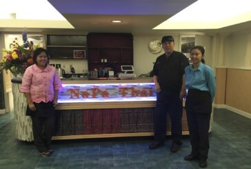 Business already booming for new Thai restaurant