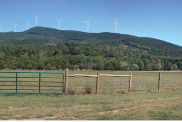 Rockbridge citizens worried proposed wind farm could spoil skyline