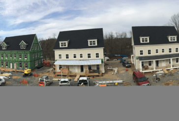 W&L's third year housing project on track for fall occupancy