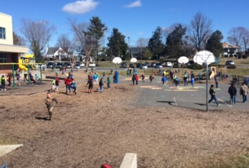 Weather poses problems for PE at Central Elementary