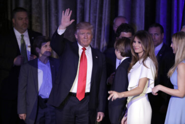 Donald Trump wins presidency in stunning upset