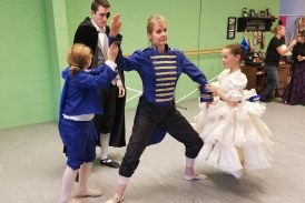 Shenandoah Ballet brings the Nutcracker to life