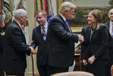 Trump acts to advance Keystone XL, Dakota Access pipelines