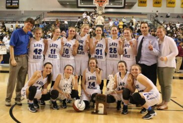 Fighting Blues clinch state championship