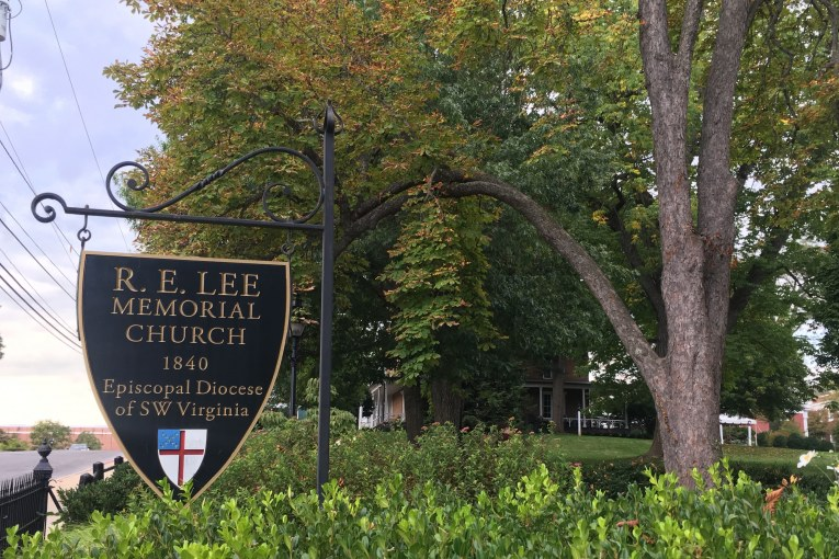 R. E. Lee Memorial Episcopal Church changes name