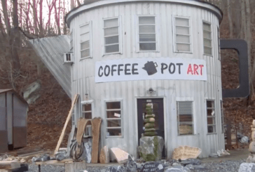 Home of Rockbridge County artist is the perfect cup of joe
