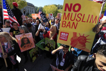 Not a final ruling, but justices OK travel ban enforcement