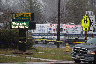 Two students wounded, shooter dead at Maryland high school