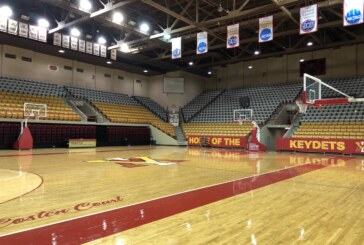 VMI basketball team hopes to rebound