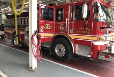 Four firefighters do the jobsof 18 in Lexington