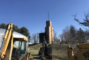 Lexington City Council considers proposed water tower development