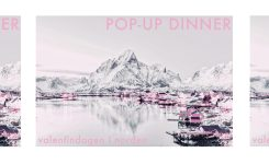 Pop-Up Dinner