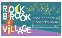 Rockbrook FREE Concert & Fireworks Show