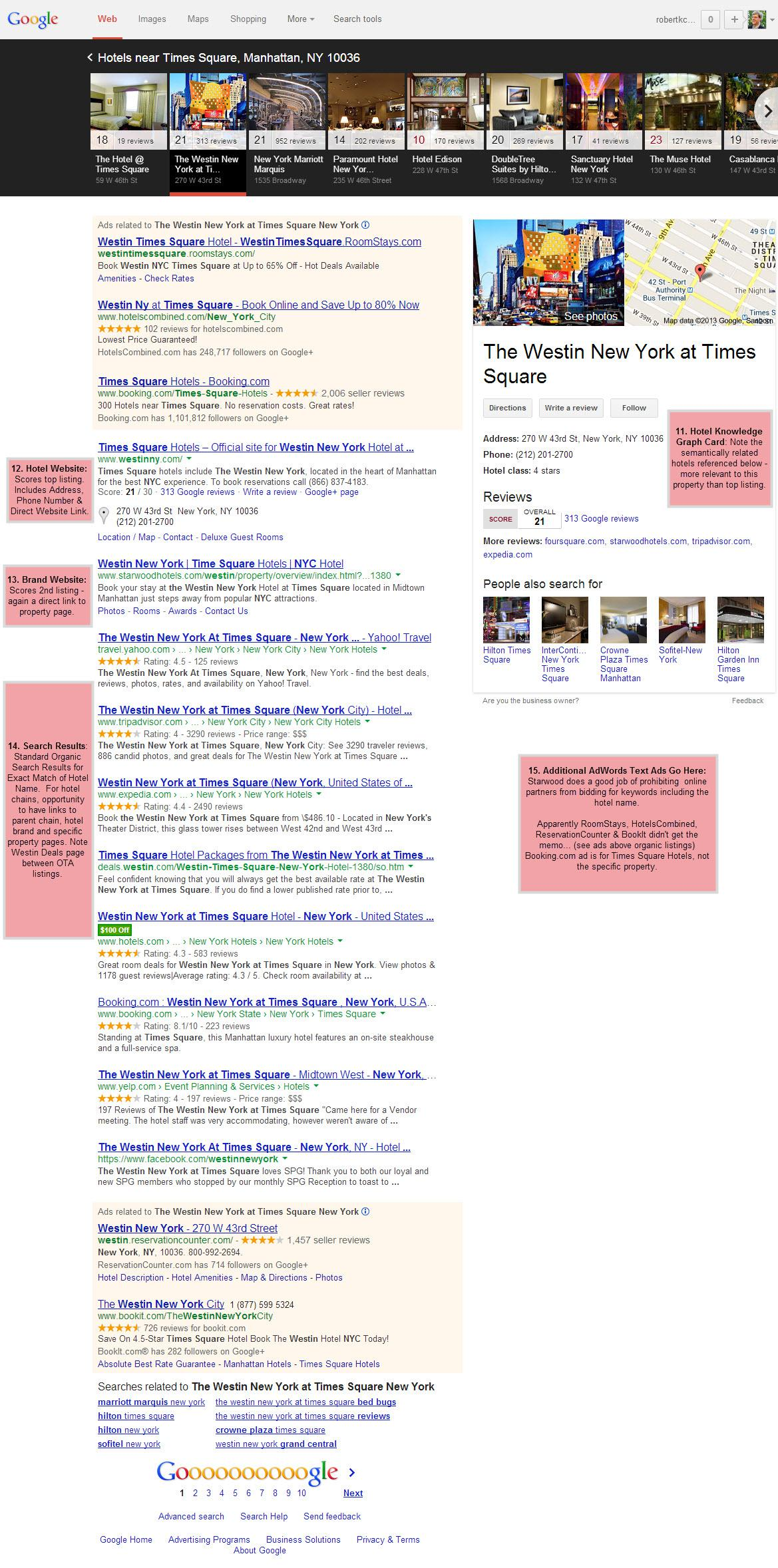 Google redesigns hotel search with big integration for Google hotes