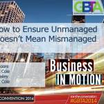 GBTA – How to Ensure Unmanaged Doesn't Mean Mismanaged