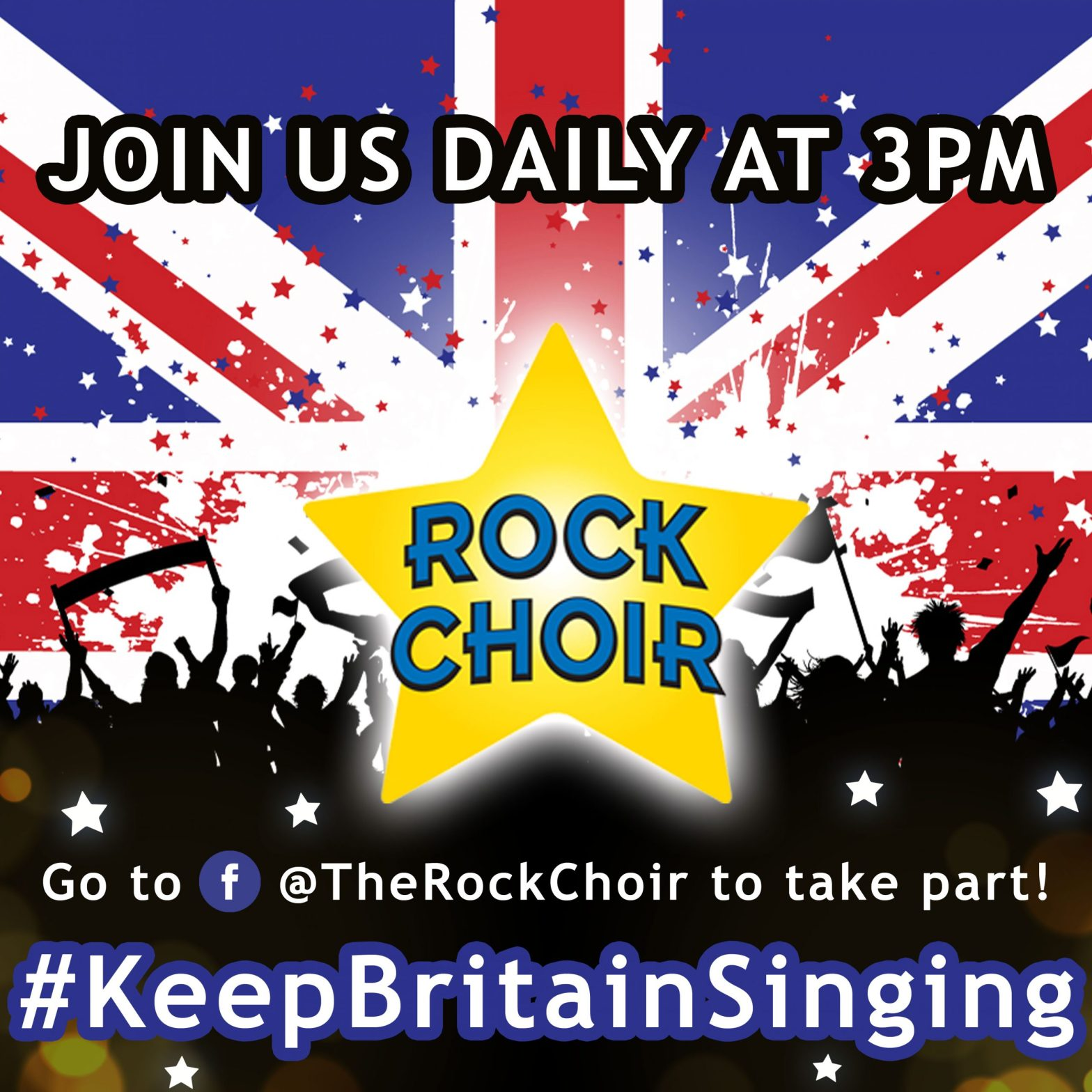 #KeepBritainSinging