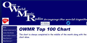 omwr chart show