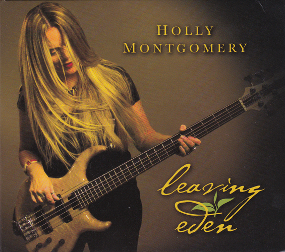 holly montgomery leaving eden