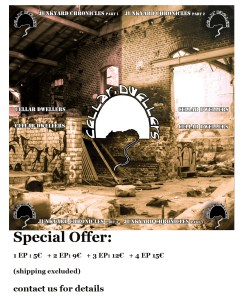 cellar dwellers - special offer