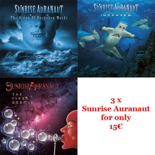 sunrise auranaut package deal