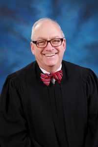 Judge David Irwin
