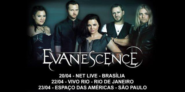 Evanescence em SP