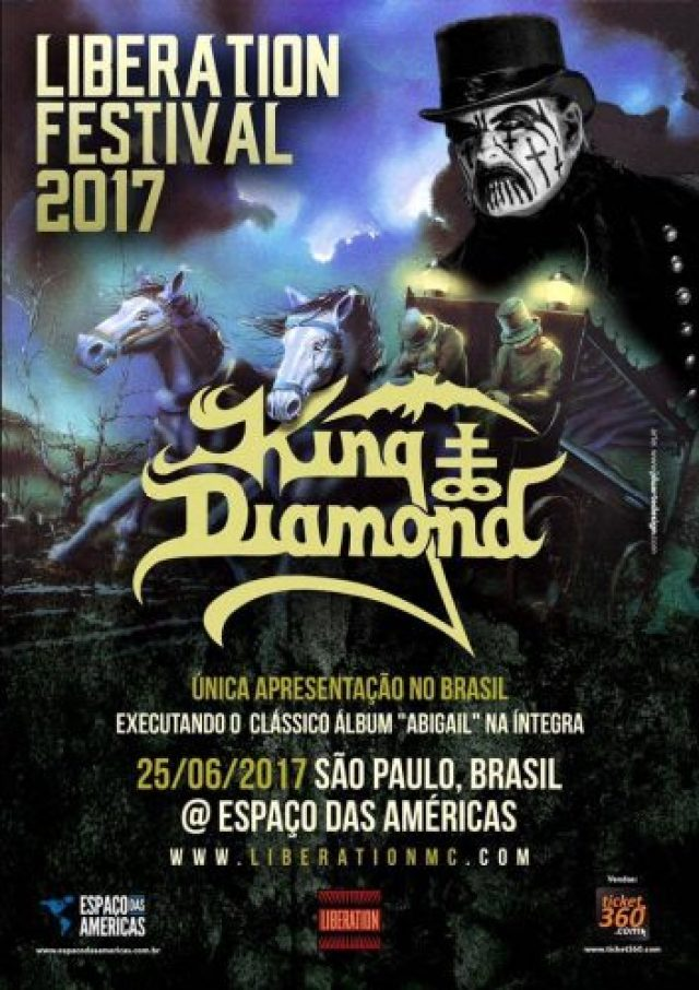 King Diamond - SP