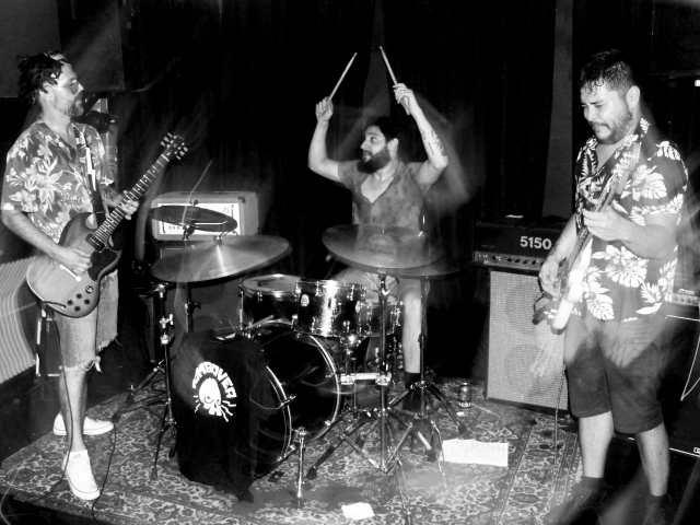 Entrevista Exclusiva com a banda Combover