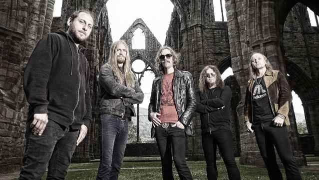 Opeth anuncia turnê européia e instiga fãs com trecho de música inédita